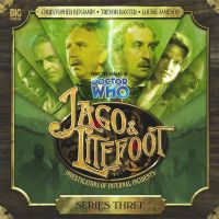 Jago & Litefoot Series 03 - Audio CD Box Set